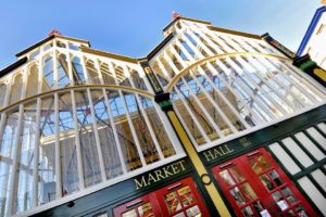 Stockport Covered Market Hall @ Market Place, Stockport, SK1 1ES